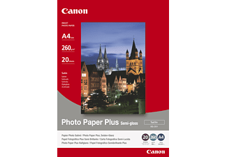 CANON Plus Semi-gloss SG-201, Fotopapier