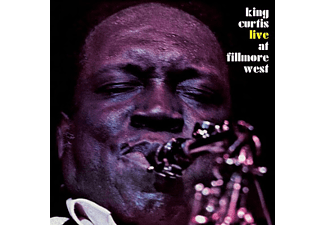 King Curtis - Live At Fillmore West (Vinyl LP (nagylemez))