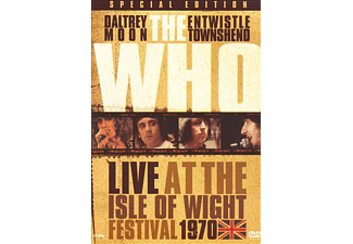 Who - Live at the Isle of Wight Festival 1970 (DVD)