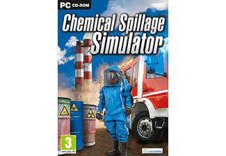 Chemical Spillage Simulation  PC