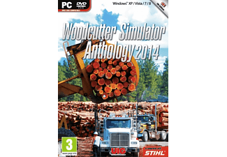 Woodcutter Simulator Anthology 2014 PC