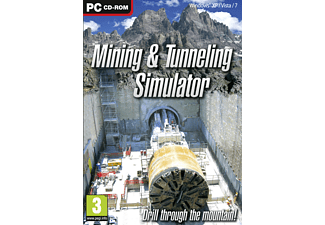 Mining and Tunneling Simulator  PC