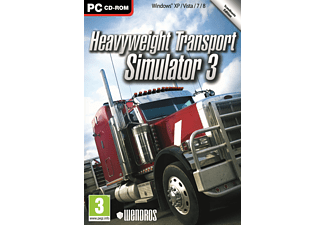 Heavyweight Transport Simulator 3 PC