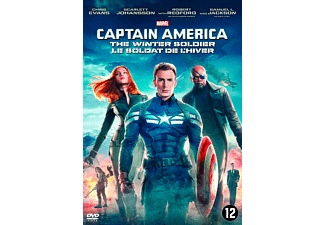 Captain America - The Winter Soldier | DVD