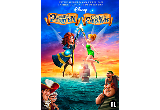 TinkerBell - En De Piraten | DVD