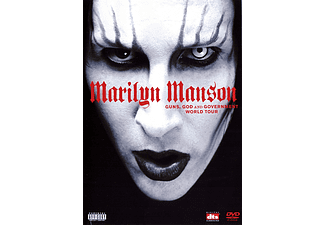 Marilyn Manson - Guns, God and Government World Tour (DVD)