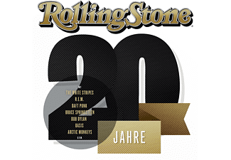 Various - Rolling Stone-20 Jahre - (CD)