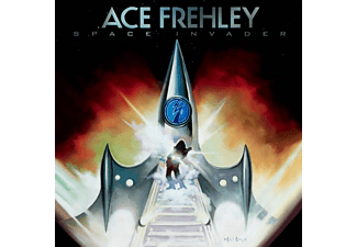 Ace Frehley - Space Invader - (CD)