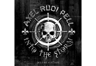Axel Rudi Pell - Into The Storm-Deluxe Edition - (CD)