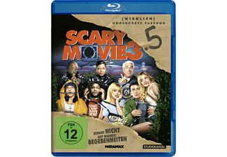 Scary Movie 3.5 - (Blu-ray)