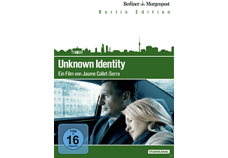 Unknown Identity (Berlin Edition) - (DVD)