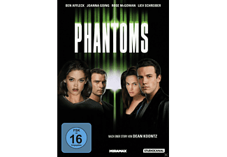 Phantoms - (DVD)