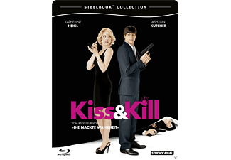 Kiss & Kill (Steelbook Edition) - (Blu-ray)