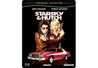 Starsky & Hutch (Steelbook Edition) - (Blu-ray)