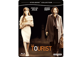 The Tourist (Steelbook Edition) - (Blu-ray)