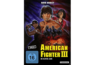 American Fighter 3 - Die blutige Jagd - (DVD)