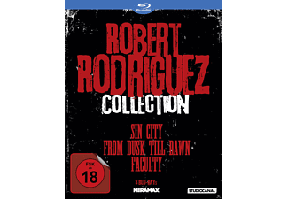 Robert Rodriguez Collection - (Blu-ray)