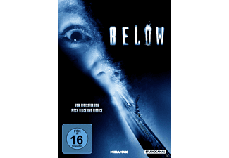 Below - (DVD)
