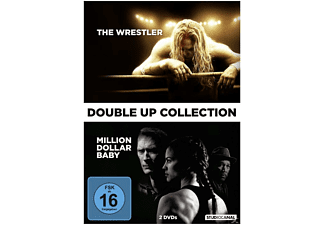 Million Dollar Baby & The Wrestler / Double Up Collection - (DVD)