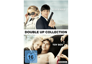 Kiss & Kill & Toy Boy / Double Up Collection - (DVD)