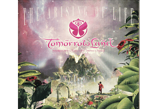 VARIOUS - Tomorrowland Summer 2013- The Arising Of Life - (CD)