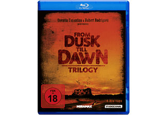 From dusk till dawn - Trilogy Horror Blu-ray