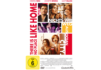 There Is No Place Like Home - Nichts wie weg aus Ocean City - (DVD)