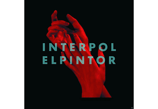 Interpol - El Pintor CD