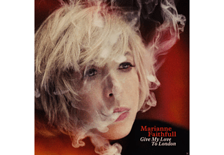 Marianne Faithfull - Give My Love To London - (CD)