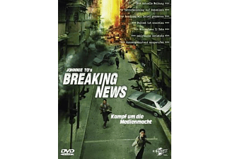 Breaking News - (DVD)
