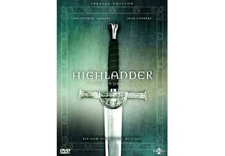 Highlander (Steel-Edition) - (DVD)