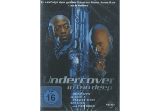 Undercover - In Too Deep - (DVD)