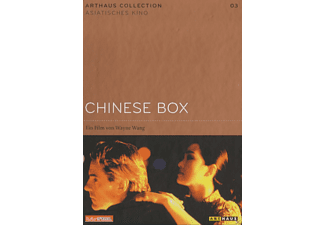 Chinese Box - (DVD)