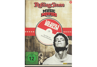 Lou Reed's Berlin / Rolling Stone Music Movies Collection [DVD]