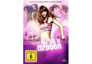 MAKE IT HAPPEN - (DVD)