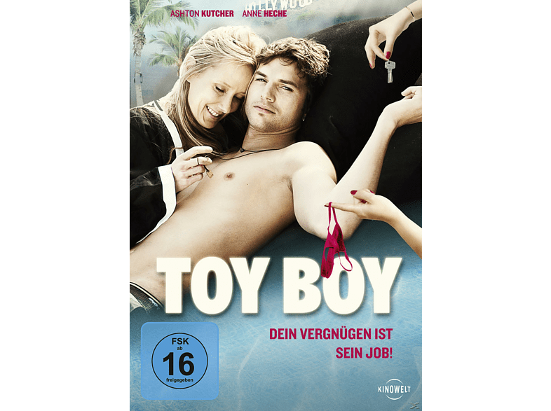 Toy Boy [DVD]