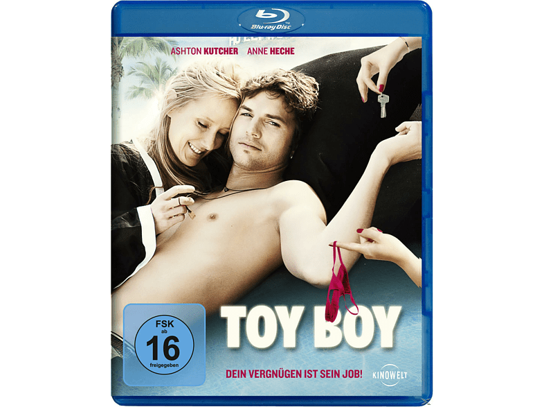Toy Boy [Blu-ray]