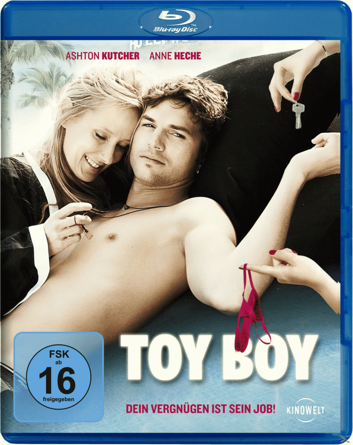 Toy Boy auf Blu-ray