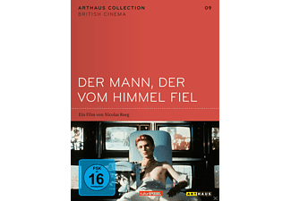 Der Mann der vom Himmel fiel - Arthaus Collection British Cinema - (DVD)