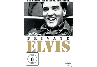 Private Elvis - (DVD)