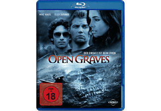 Open Graves - (Blu-ray)