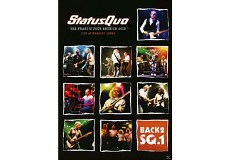 Status Quo - Back 2 SQ.1 - Live At Wembley Arena (DVD + CD)