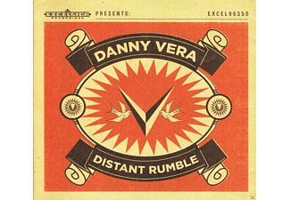 Danny Vera - Distant Rumble | CD