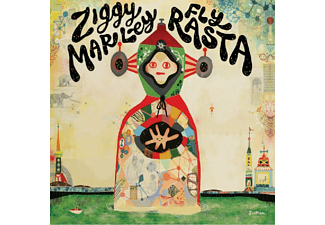 Ziggy Marley - Fly Rasta - (CD)