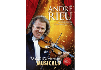 André Rieu, The Johann Strauss Orchestra - Magic Of The Musicals - (DVD)