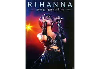 Rihanna - GOOD GIRL GONE BAD - LIVE - (DVD)