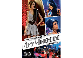 Amy Winehouse - I Told You I Was Trouble - Live In London - (DVD)