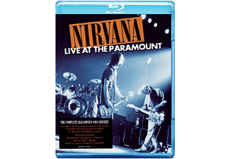 Nirvana - Live At Paramount - (Blu-ray)