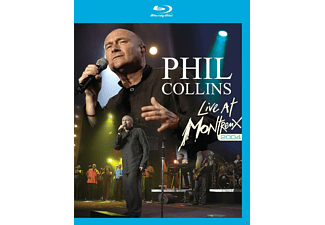 Phil Collins - Live At Montreux 2004 (Bluray) - (Blu-ray)