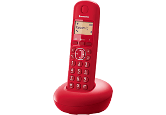 PANASONIC KX-TGB210GRR Red
